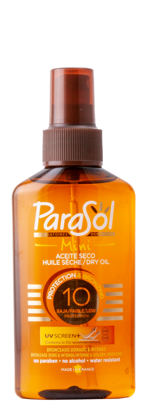 SPRAY ACEITE SECO SPF 10 MINI 125ml