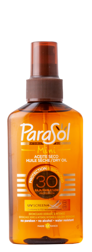 SPRAY ACEITE SECO SPF 30 MINI 125ml